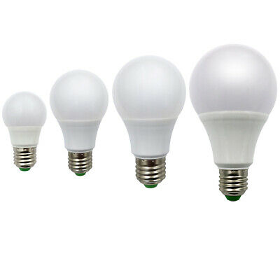 E27 LED Light Bulb 3W 5W 7W 9W 12W 15W Globe Lamp AC12V/DC12-24V Energy Saving T