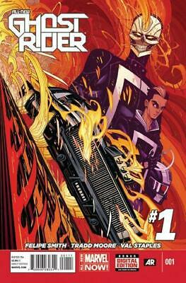 All-New Ghost Rider #1 1st Print 1st App New Ghost Rider Robbie Reyes