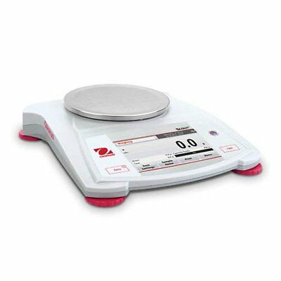 Ohaus Scout STX222 Portable Balance 220g x 0.01g with Touchscreen