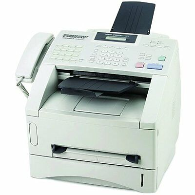 Brother Electronics Features FAX4100E IntelliFax Plain Paper Laser Fax/Copier