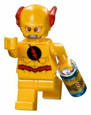 LEGO DC Justice League Reverse Flash MINIFIG from Lego set #76098 New