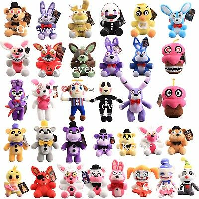 Hot Horror Game Five Nights at Freddy's FNAF Plush Dolls Stuffed Toys Kids Gift