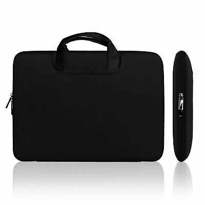 Lavievert Soft Neoprene Bag Briefcase for Most Popular 13-13.3 Inch Laptop