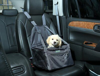 Wellver Pet Dog Booster Seat For Car Lookout