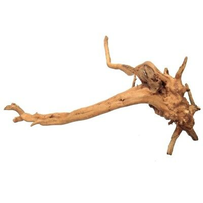 Fish Tank wood Natural Wood Tree Trunk Aquarium Decor Plants Ornament MDUY