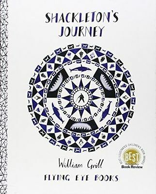 Shackleton's Journey,William Grill,Excellent Book mon0000122631