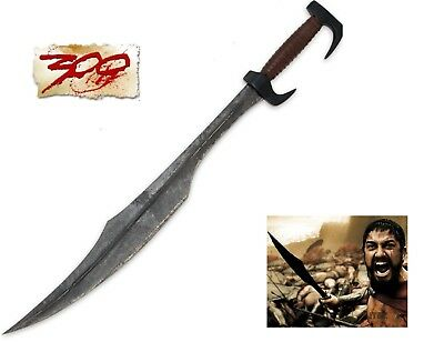 300 Spartan Sword Of King Leonidas Hand Forged  Full Size