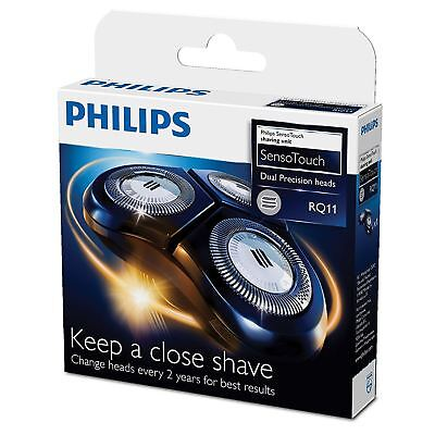 Philips SensoTouch RQ11/50 Dual Precision Replacement Men's Electric Shaver Head