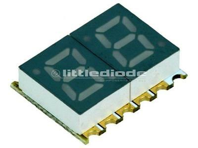 OSK2028A-IR Display LED SMD 7-segment 7mm red 2-10mcd anode No.char2