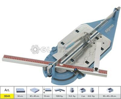 Tile Cutter Machine Push Handle Sigma 3B4K Serie Klick Klock Cutting Lenght 64Cm