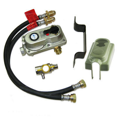 2 Cylinder Auto Chang-Over Propane Gas Regulator NON opso