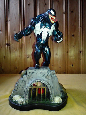 Venom Spiderman Statue Bowen Design