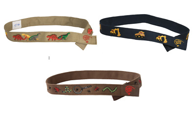 Myself Belts ~Easy Fasten~ *NEW* Boys Toddler & Children's Belts *FREE SHIPPING