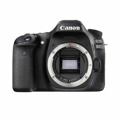 Canon EOS 80D DSLR Camera (Body Only) Multi Stock in EU