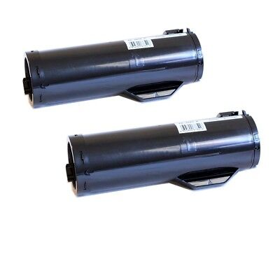 LD Compatible Xerox 106R02740 4PK Extra HY Black Toners for WorkCentre 3655