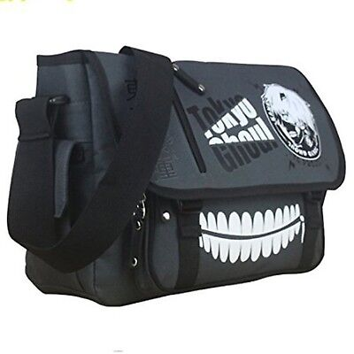 Maggift Anime Tokyo Ghoul Canvas Cosplay Fashion Messenger Bag NEW