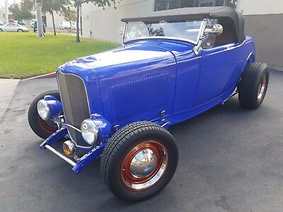 1932 Ford Other Roadster 1932 Ford Roadster, Great Look with All the Right Stuff
