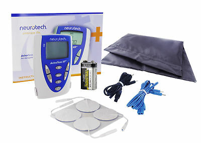 Neurotech AvivaTens XP Pain Relief Management/Muscle Rehabilitation Machine USED