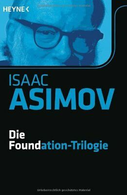 Die Foundation-Trilogie by Asimov, Isaac | Book | second hand