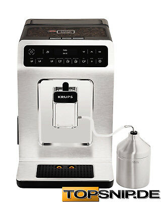 Krups EA891C Kaffeevollautomat wie EA 892C Evidence One-Touch-Cappuccino