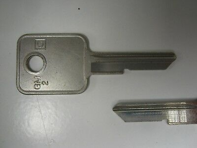 Key Blank New Old Stock Silca Gm2