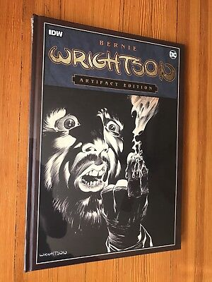 Bernie WRIGHTSON Artifact Edition NM  Artist's sealed NEW Swamp Thing