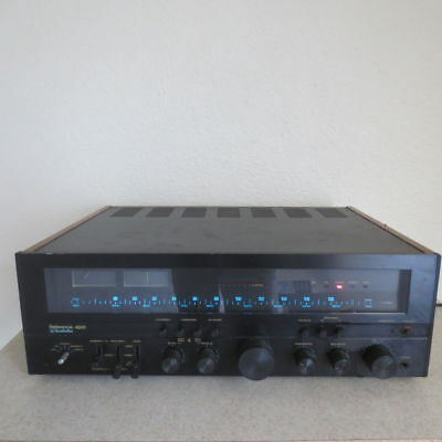 Quadraflex Reference 450-R Vintage Stereo Receiver For Parts or Repair AS/IS
