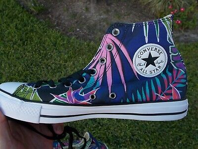 945df8a0dba6 Converse Chuck Taylor All Star Hi 155393C Men SIZE 10 Fuchsia Menta White  NEW