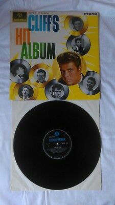 CLIFF RICHARD - Cliff's Hit Album - LP Vinyl