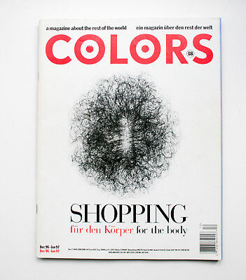 COLORS magazine benetton #18 - Shopping for the body