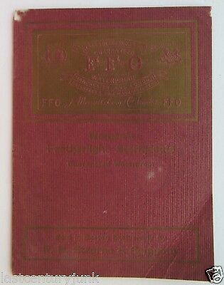 Booklet/ Catalog Woman's Storm Garments  R.H. Stearns & Co.