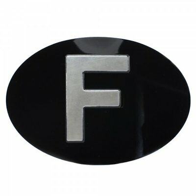 F (France) Country ID Plate for Classic Car