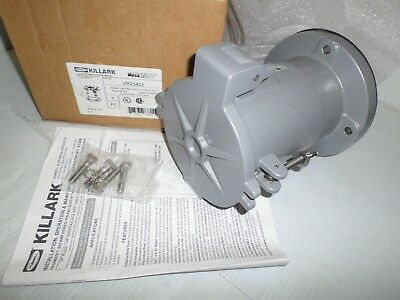 *NEW IN BOX*  HUBBELL VR20422 KILLARK 200-Amp PIN&SLEEVE RECEPTACLE 3W 4P 200A