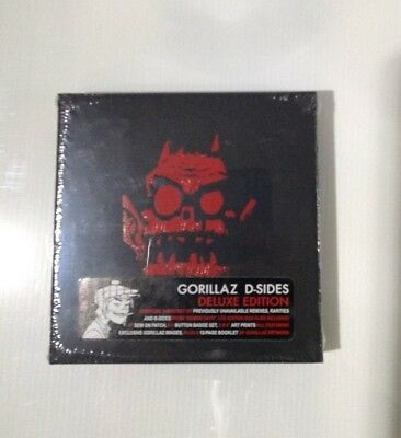 Gorillaz D Sides CD Deluxe Edition