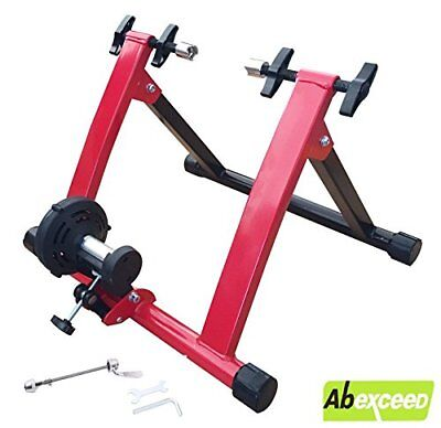 Magnetic Indoor Bicycle Bike Trainer Exercise Stand 5 levels of Resistance-96426