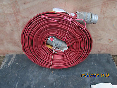 "Angus Duraline - 3 "" Layflat -  Hose - 76 Feet Long - British Made ** Unused **"