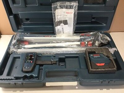 Bosch GLL 150E Professional Self-Leveling Laser Kit with Case **EXCELLENT**