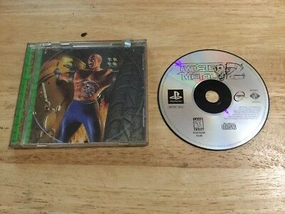 Twisted Metal 2 (Sony PlayStation 1, 1997) ~FREE SHIPPING~