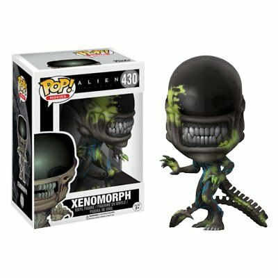 Alien Covenant Funko POP! XENOMORPH 10cm Figur BLOODED Damaged OVP Limited