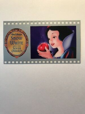 Walt Disney's Snow White and the Seven Dwarfs, Classic Collectible  Card No. 121