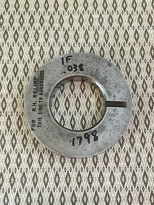 "Royal Oak grinder grinding cam 1 Flute 0.038"" Drop"