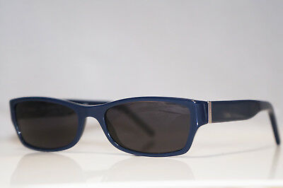 BVLGARI New Womens Designer Sunglasses Blue Rectangle B 2094 3258 12433 12996ceeeaa