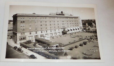 vintage The Prince Arthur hotel Ontario Canada real photo postcard