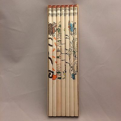 Kelloggs Characters Pencils Vintage 1978 Sealed Tony Tiger and More
