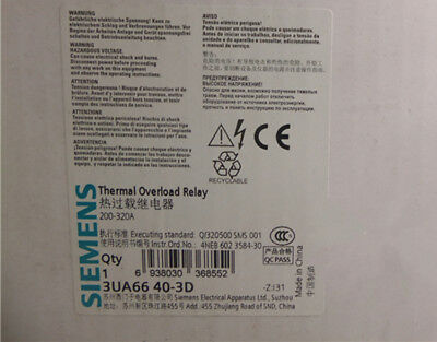 1PC NEW IN BOX Siemens 3UA6640-3D 3UA6640-3D