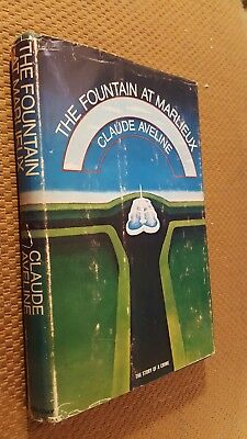 The Fountain at Marlieux by Claude Aveline 1970 HCDJ First American Edition RARE