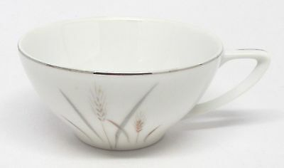Fine China of Japan - Platinum Wheat - Cup - Made in Japan