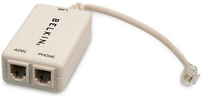 New Belkin - F5D5902au - ADSL In-Line Filter/Splitter