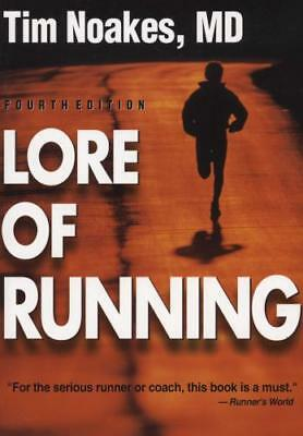 Lore of running (4th edition) Noakes