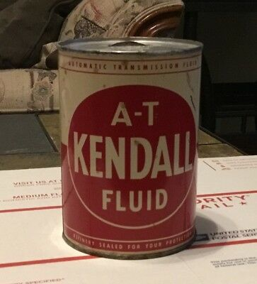 Pre-owned A-T Kendall Fluid 1 Quart Can
